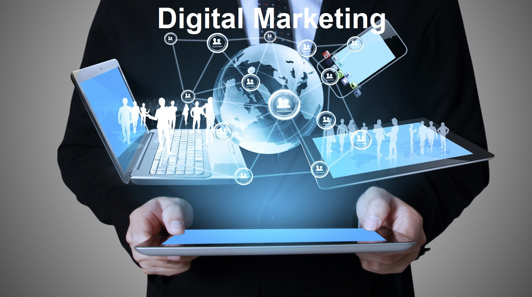 What are Digital Marketing Consultants truly missing when it comes to helping businesses large or small?