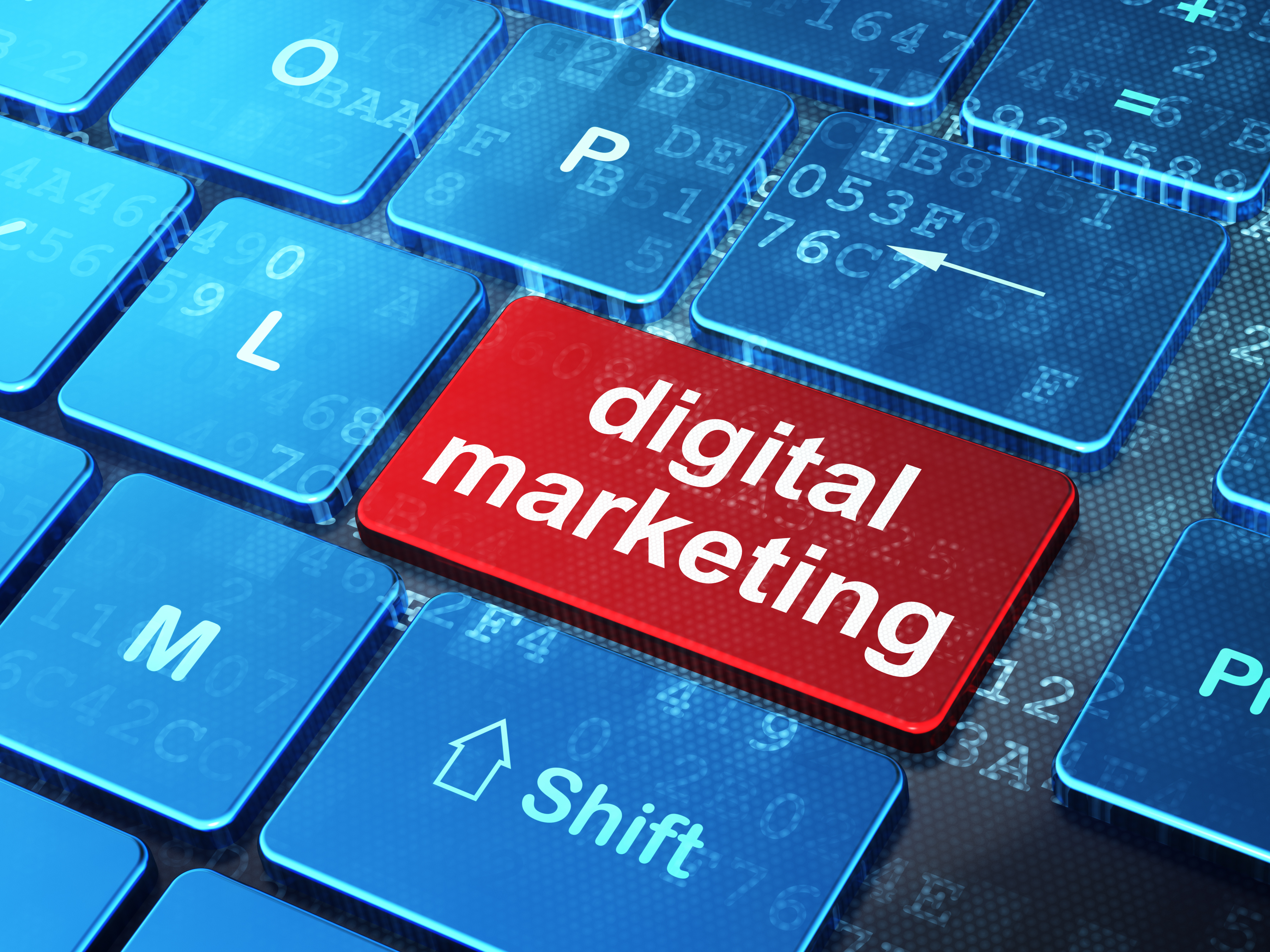 3 Key Steps to Digital Marketing for your Business – Aubrey Owen