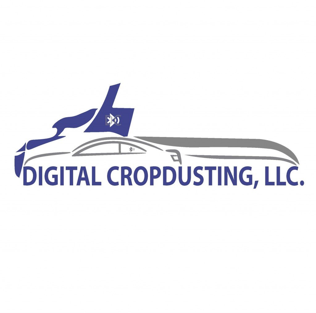 Digital Crop Dusting Logo Final Aubrey Owen Kansas City