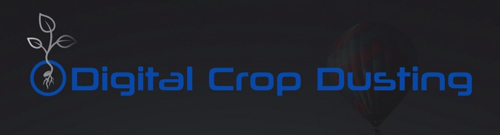 Digital Cropdusting Logo Aubrey Owen Kansas City