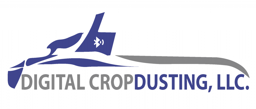 Logo truck bluetooth on truck digital cropdusting llc aubrey owen dc gray