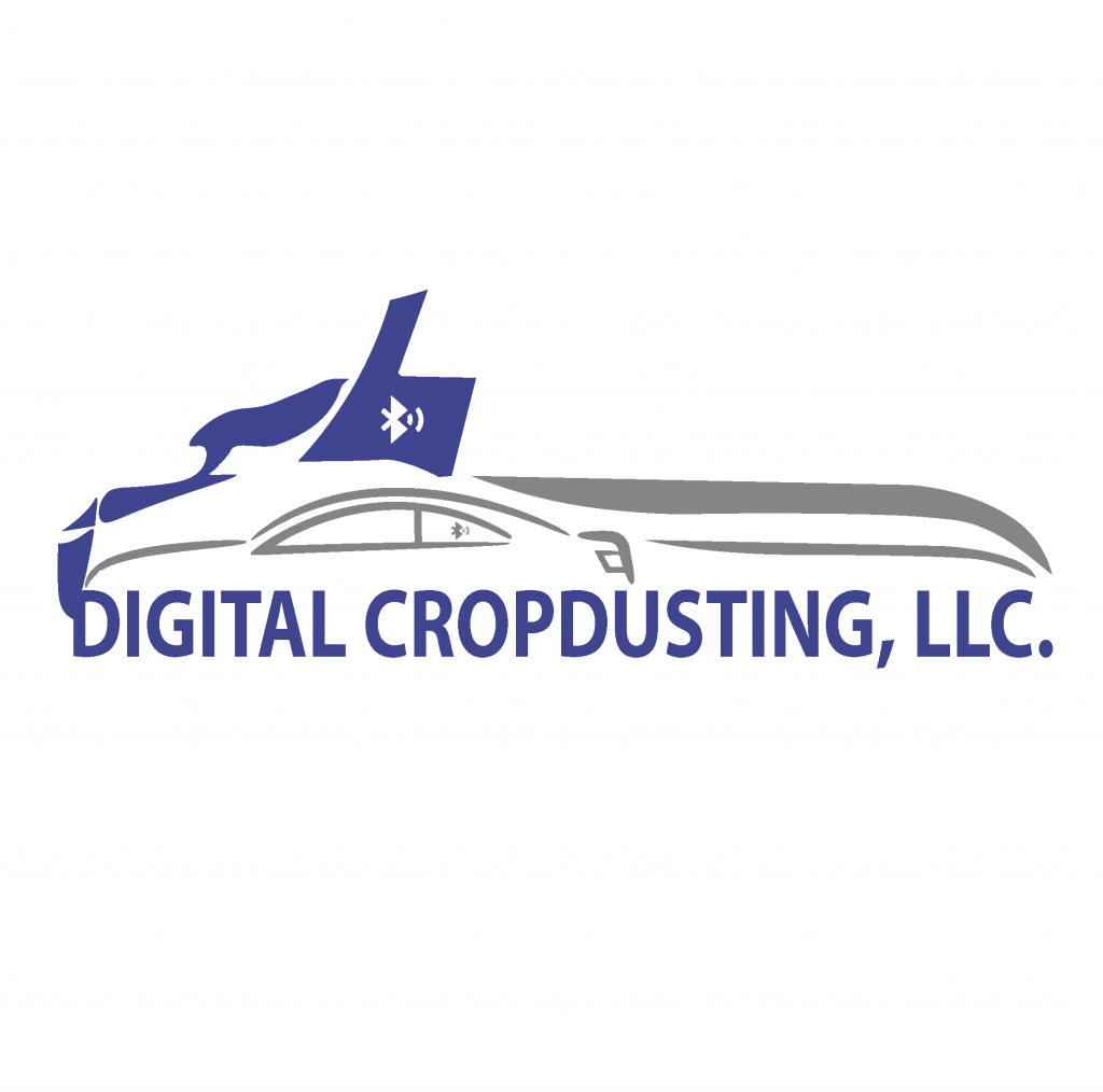 newest logo Digital Cropdusting LLC Kansas City Aubrey Owen