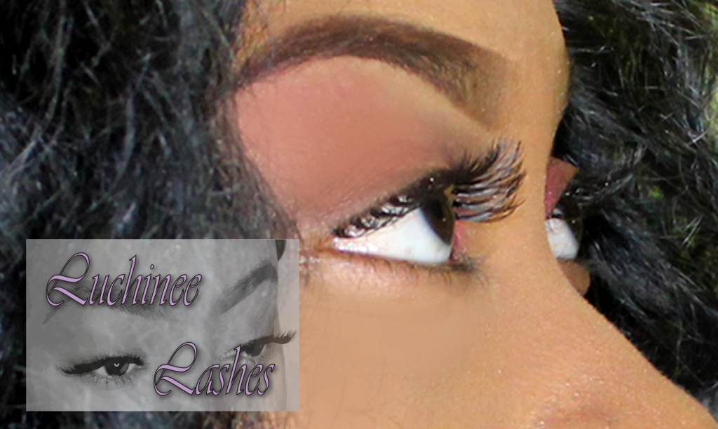 Luchini Lashes Individual lashes applications in kansas city Janisha aubrey owen