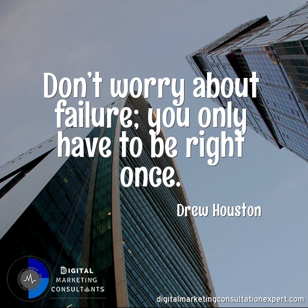 Forget about your failures when it comes to business brey owen
