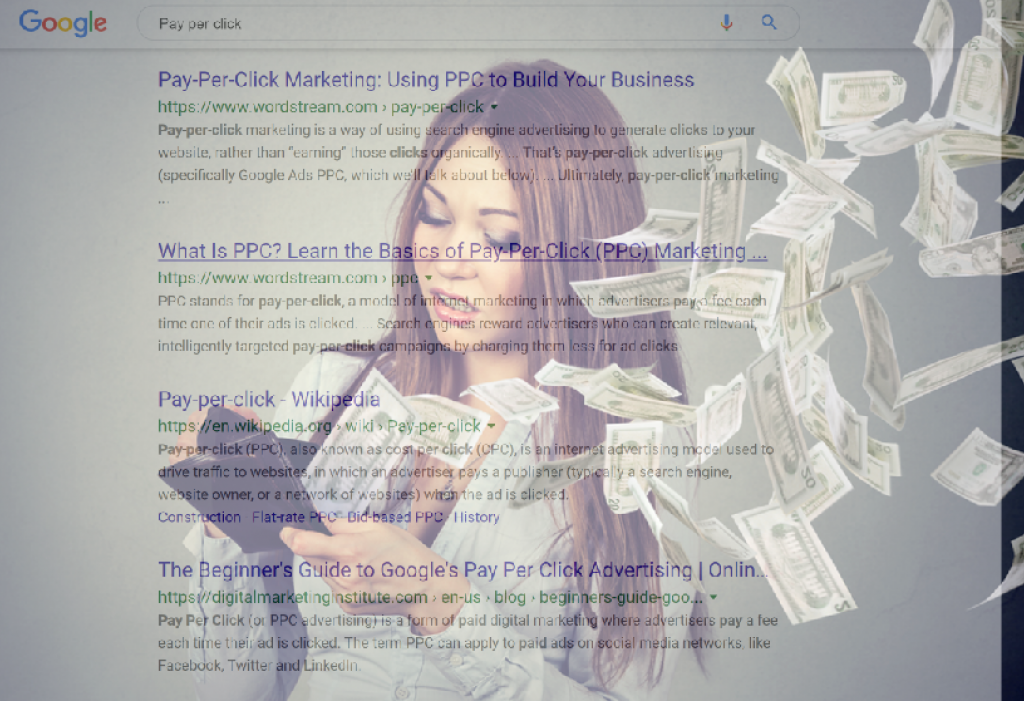 Wasting money on pay per click Brey Owen marketing expert